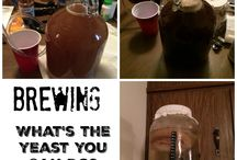 Home Brewing / Learn about home brewing and what you can do!  It's not necessarily about alcohol, too.