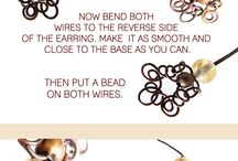 Tutorials - Jewelry and other