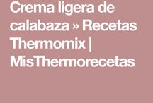 Cremas thermomix