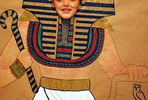 mythologie egypte