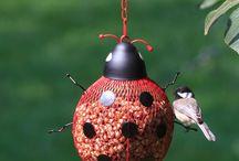 krmítka pro ptactvo