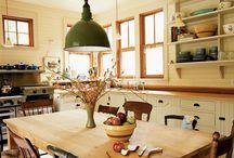 Kitchens and Bathrooms I Like