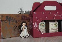 Ajándék / Geschenk / Gift / Mézes ajándékcsomagjaink Egyedi, különleges, finom, egészséges
