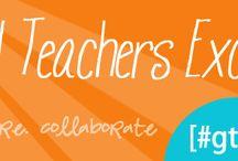 Gifted info for Teachers & Parents / by Paula Bronn