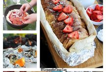 Campfire & Foil Pack Recipes / by Cheri Connell