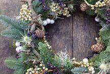 Winter&Christmas decoration