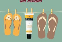 Los complementos del #verano / Disfruta del #sol este #verano de forma #saludable