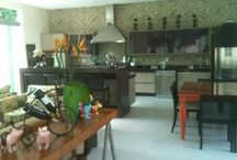 Carmosa Abreu / Cozinha gourmet