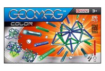 Geomag  / There are several product lines: COLOR, PANELS, PINK, GLOW, GLITTER