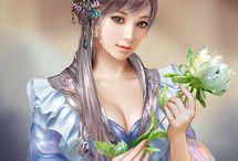 Belles Images Asiatique