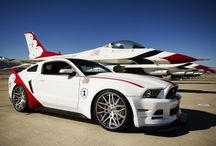 Ford Mustang Thunderbird edition