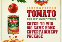 "Del Monte® Southwestern Tomato Kick-Off"" / Yummy recipes to enjoy / by Mariza Says"