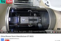 China Shower Room Manufacturer ST-8823 / China Shower Room Manufacturer ST-8823