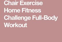 Stoel workout