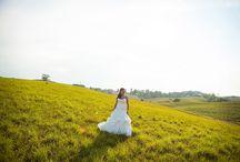 Bridal Shoots at the Farm