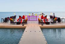 Ocean Pier / A true romantic dining experience is offered by Latest Recipe. Reservation: 077 960 888