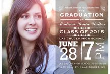 Oh, The Places You'll Go! Graduation Party / Send off the Graduate in style and confidence!