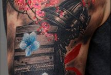 Tatouage japonaise