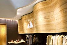 Clothing & Retail Spaces