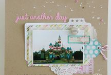 let's scrapbook / Layout inspiration  / by Becca Dickson