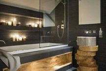Creative bathroom