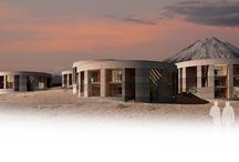 ESO-ALMA Hotel units / Hotel units, Atacama, Chile. 5,000 m² competition 2011 for ALMA Construction Division, European Southern Observatory. DISSING+WEITLING architecture
