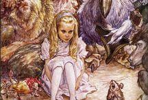 Алиса, фэнтези.