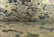 Marbled Madness! / Showcasing colorful marbled papers, edges and bindings from rare books at the University of Texas at San Antonio Libraries.