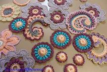 elementy crochet