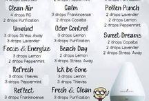 Young living essential oils recipes