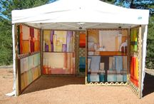 Art Fair Booth Tips and Ideas