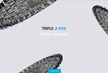 Triple j web / Nuevo portfolio web de Triple j web http://www.triplejweb.com