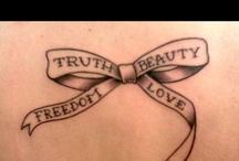 Tattoo ideas :-)