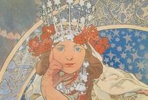 Art Nouveau / by Darla Wallace