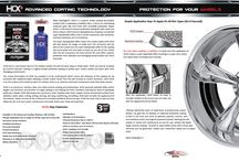 Boyd Coddington Detail Garage / Automotive Car Care