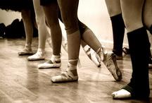 dancing through life / by Kristin Adkins