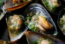 CLAMS & MUSSLES & OYSTERS / WELCOME.  AND IM VERY HAPPY YOU JOINED.. SO LETS HAVE FUN / by RECIPE ADDICT