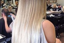 Cool Blonde Ombre
