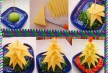 Menjar creatiu