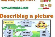 Describing a pictures