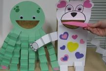 Accordion craft idea / This page has a lot of free Accordion craft idea for kids,parents and preschool teachers