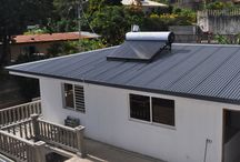 solar roof heating services