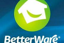 Betterware / Szeretnénk javítani a családi élet minőségét.Ügyfeleinknek ötletet adva  a jobb otthonra  és az egészséges életmódra.