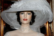 Victorian Hats by East Angel Harbor Hats /  My Victorian tea hat designs are works of art!   Because each Victorian hat is handmade by me, the hat may vary slightly from the hat pictured. A lot of my Victorian hats are 'one of a kind' and in that case, you'll receive the exact hat pictured. My Victorian Hats, Kentucky Derby Hats, Edwardian Hats and Flapper hats are designed to last a lifetime and if properly cared for they will become a collectibles in the years to come.
