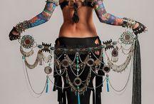 Tribal Fusion-inspiração
