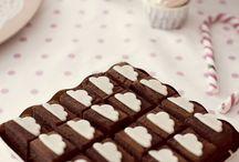 Food: brownies