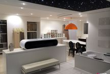 Lozanna Showroom / Our products can be seen in the showroom in Swiss Lausanne.