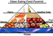 Health/Food  / by Michaela Cooper