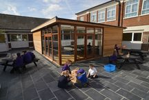 Staff Room at Whitehill Primary