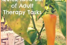 Therapy with Adults
